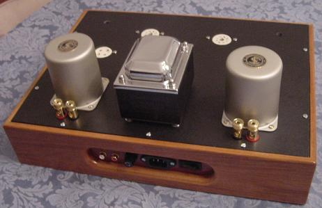 2A3 Tube Amplifier Construction Project
